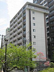 新潟県新潟市中央区万代2丁目の賃貸マンションの外観