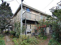 追分荘[2階]の外観