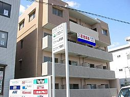 大阪府東大阪市荒本新町の賃貸マンションの外観