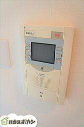モニター付きインターホンで来客時も安心です。