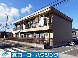 東京都西多摩郡日の出町大字平井の賃貸マンションの外観