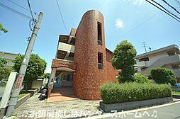 大阪府枚方市桜丘町の賃貸マンションの外観