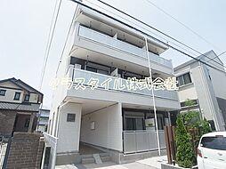 JR横浜線 淵野辺駅 徒歩7分の賃貸アパート