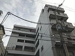 大阪府大阪市西成区潮路1の賃貸マンションの外観