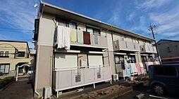 千葉県流山市南流山8丁目の賃貸アパートの外観