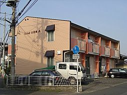 栃木県宇都宮市陽東6丁目の賃貸アパートの外観
