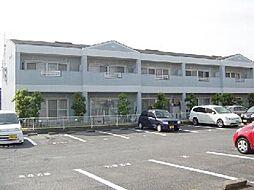 愛知県小牧市大字東田中の賃貸アパートの外観