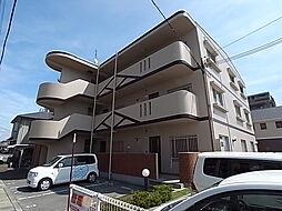 兵庫県姫路市飾磨区城南町2丁目の賃貸マンションの外観