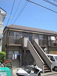 神奈川県横浜市金沢区富岡西4丁目の賃貸アパートの外観