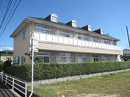 奈良県奈良市秋篠早月町の賃貸アパートの外観