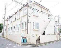 埼玉県ふじみ野市南台2丁目の賃貸アパートの外観