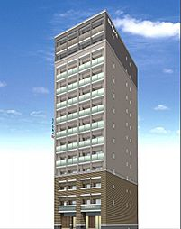 大阪府大阪市中央区玉造2の賃貸マンションの外観