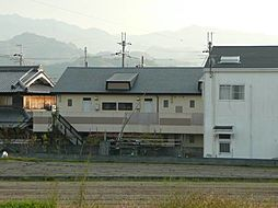 グリーンフル堀畑[2階]の外観