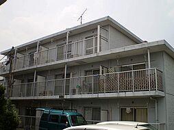 サンハニー駒沢[204号室]の外観