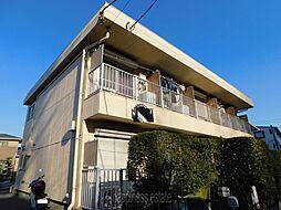 ドエルARAI[1階]の外観