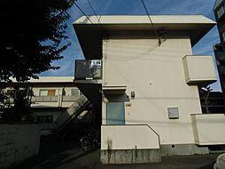 コーポエルドエム[2階]の外観