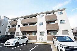 大阪府摂津市別府2丁目の賃貸アパートの外観