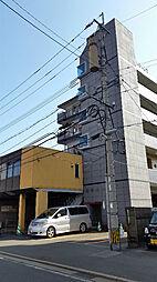 福岡県北九州市戸畑区北鳥旗町の賃貸マンションの外観