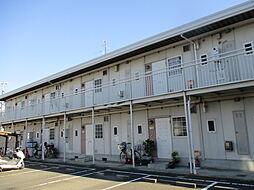大阪府門真市南野口町の賃貸アパートの外観