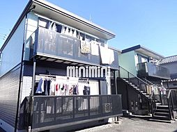 静岡県静岡市葵区羽鳥5の賃貸アパートの外観