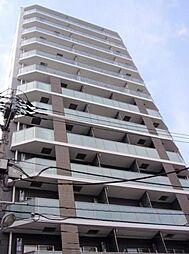 パークハビオ上野3丁目[504号室]の外観