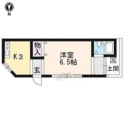 龍谷大前深草駅 3.0万円