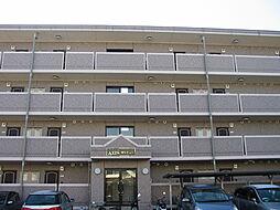 茨城県つくば市春日4丁目の賃貸マンションの外観