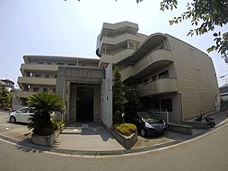 兵庫県伊丹市鴻池5丁目の賃貸マンションの外観