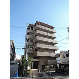大阪府堺市北区東浅香山町1丁の賃貸マンションの外観