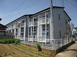 長野県長野市大字稲葉中千田の賃貸アパートの外観
