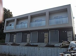 [テラスハウス] 茨城県石岡市東石岡2丁目 の賃貸【/】の外観