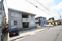 ドミール早稲田 A[201号室]の外観