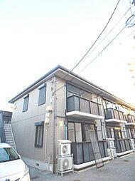 サンライズJUN[2階]の外観