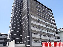佐賀県佐賀市駅前中央2丁目の賃貸マンションの外観