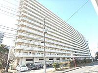 外観(14階建て分譲賃貸マンション)