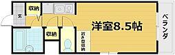 TATSUMIYAビル[301号室]の間取り