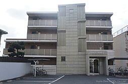 グランドゥール緑ヶ丘[4階]の外観