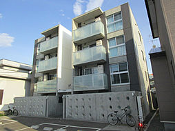 北海道札幌市東区北二十三条東18丁目の賃貸マンションの外観