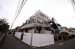 コーポ円山[202号室]の外観