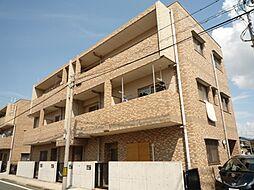 兵庫県伊丹市森本5丁目の賃貸マンションの外観