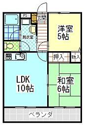 里白石駅 4.7万円