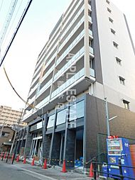 大阪府大阪市生野区中川1丁目の賃貸マンションの外観