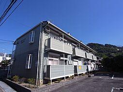 グリーンハイツカワムラII[1階]の外観
