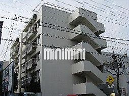 平子橋マンション[5階]の外観