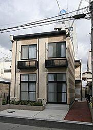 大阪府大阪市浪速区塩草3丁目の賃貸アパートの外観