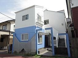 ALBA平塚[102号室]の外観