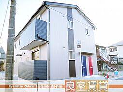 愛知県名古屋市瑞穂区姫宮町1丁目の賃貸アパートの外観