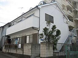 パラシオン富士見[201号室]の外観