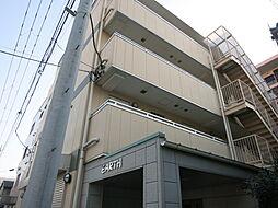 Earth岡野[4階]の外観