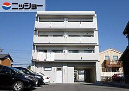 ブランコート戸田[3階]の外観